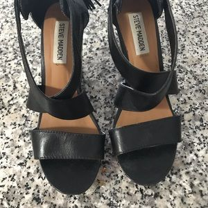 Wedge Open Toe Steve Madden Shoes